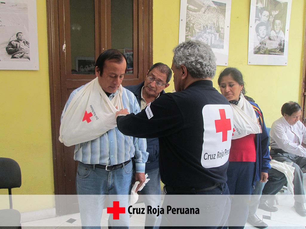 Escuela Nacional De Capacitación Enc Cruz Roja Peruana
